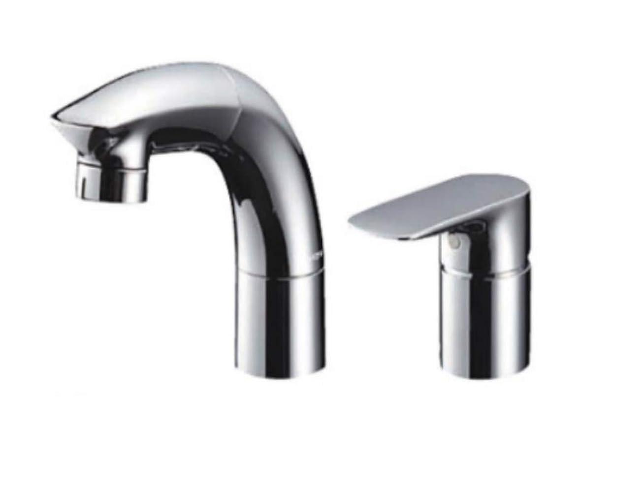 摘む落胆する出撃者[TLG05301J]TOTO 洗面所用水栓 シングルレバー混合栓 (同等品:TLNW36E)