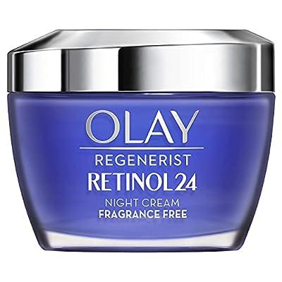 Olay Regenerist Retinol24 Night Face Cream Moisturiser With Retinol and Vitamin B3 50 ml, Fragrance from Procter Gamble