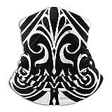 asdew987 Ace Of Spades 0 - Bufanda para cuello y cuello, bandana sin costuras, para hombres y mujeres, protección contra el viento, protección contra el polvo, esquí, equitación
