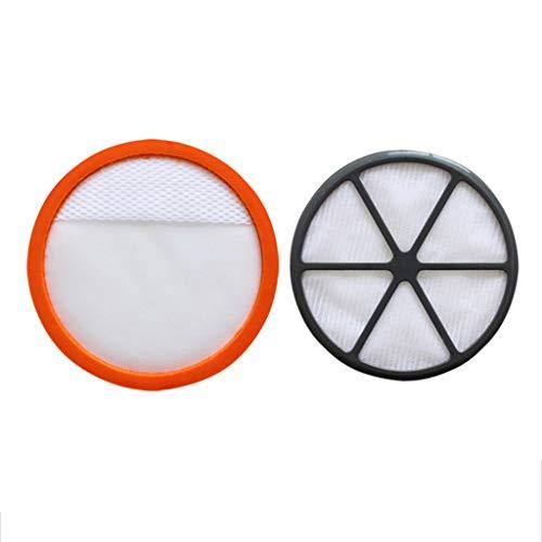 fivekim 2Pcs 90 Pre & Post Motor HEPA Filter Set Kit de Remplacement pour Vax 90 Vacuum Cleaner Filter Element Filter Cotton