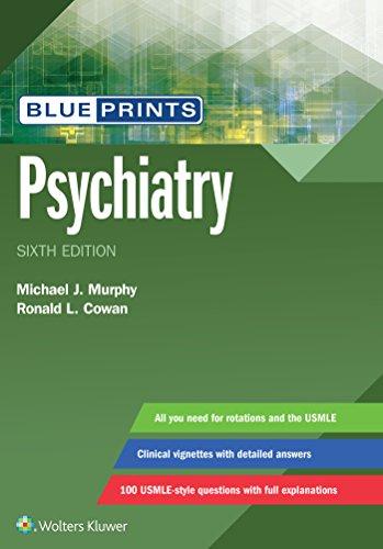 Blueprints Psychiatry (English Edition)