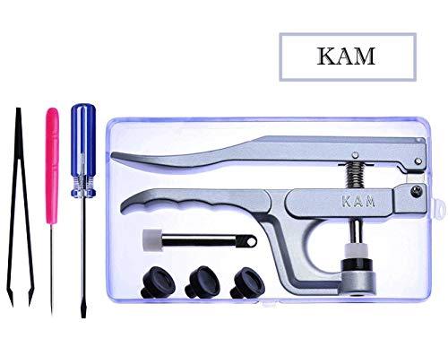 Seawhisper KAM Snap Zange KAM Plier Ersatzteile Druckknopfzange für T3 T5 T8 im Koffer