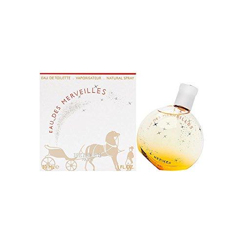 Hermès Eau de Merveilles EdT Vaporisateur/Spray für Ihn 30ml