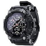 Reloj inteligente al aire libre para hombres y mujeres,Smartwatch...