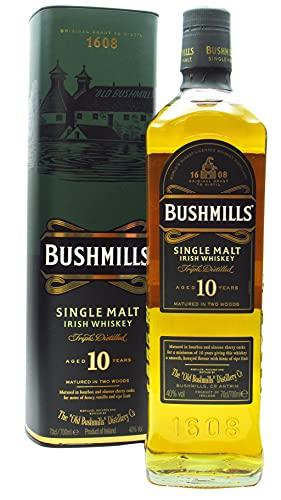 Bushmills - Irish Single Malt - 10 year old Whiskey