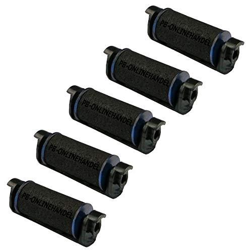 5 St/ück 5 x Farbrolle MoTEX 20mm f/ür MX 5500 Preisauszeichner Tinte Auszeichner Handauszeichner Ink Roller 20 mm
