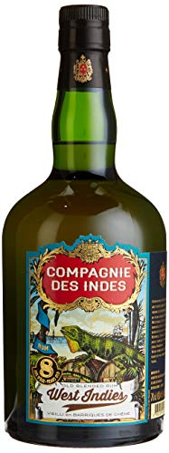 Compagnie des Indes West Indies 8 Years Old Blended Rum (1 x 0.7 l)