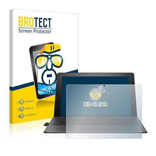 BROTECT Schutzfolie kompatibel mit HP Pro x2 612 G2 klare Bildschirmschutz-Folie