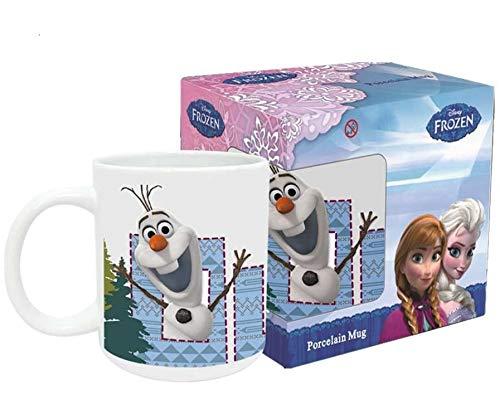 KIDS LICENSING Taza Frozen Disney Olaf ceramica