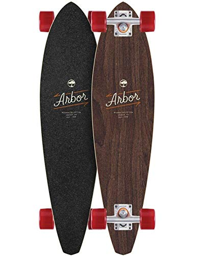 Arbor Cruiser Hawkshaw Micron Skateboard, Unisex, Mehrfarbig, 29