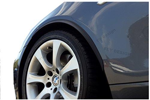 Car-Tuning24 53275653 NEU Golf 4 5 6 - 2 Stk. Set Radlaufverbreiterung Radlaufleisten Kotflügel 71cm