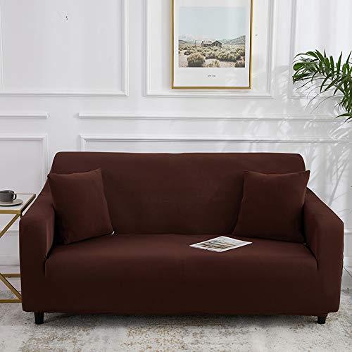 Fundas de sofá elásticas para Sala de Estar Fundas de sofá Fundas de sofá sofá elástico Toalla loveseat A16 3 plazas