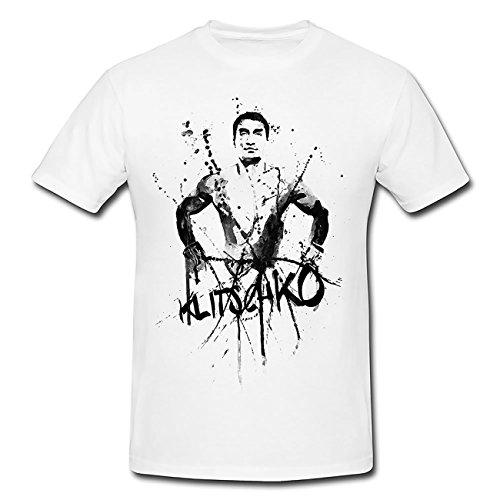 Wladimir-Klitschko T-Shirt Herren, Men mit stylischen Motiv von Paul Sinus