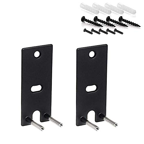 1 o 2 pares de soportes de pared de acero para Bose...