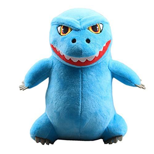 BakerMiche Cartoon Plush Dinosaur Doll Toys Childrens PP Cotton Soft Stuffed Animal Dinosaur Plush Toys Gifts for Children 10CM