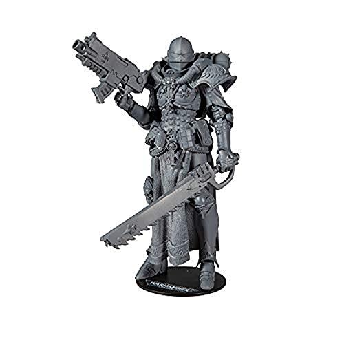McFarlane - Warhammer 40000 7 Figuren Wave 2 - Adepta Sororitas BattleSister (AP)