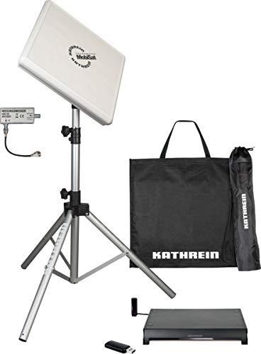 Kathrein HDS 166 plus Antennen-Set für den mobilen SAT-Empfang