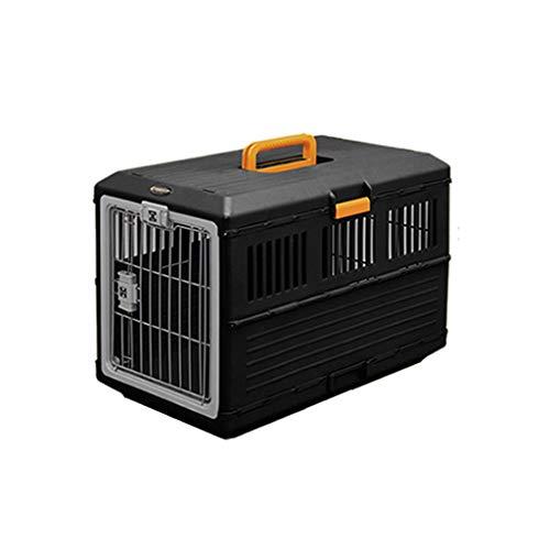 KHUY Transportin Conejo Trasportines Perro, Transportin Gato Plegable para Perros o Gatos,...