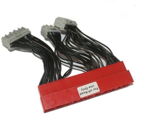OBD2A to OBD1 ECU Jumper Conversion Harness Adapter for Acura Integra | Hon-da A-ccord/Ci-vic/Del -Sol/P-relude