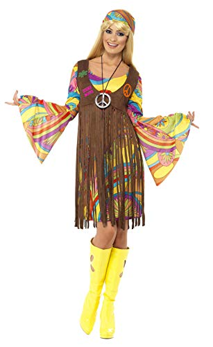 Smiffys 1960s Groovy Lady, M - US Size 10-12 - http://coolthings.us