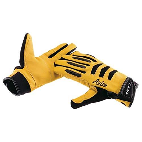 CAMP Axion Gants, Yellow/Black Taille de Gant XL | 9 2019 Gants Protection