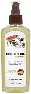 Palmer's Coconut Oil Formula Body Oil 150ml - パーマーのココナッツオイル式ボディオイル150ミリリットル (Palmer's) [並行輸入品]