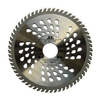 40 denti anelli di riduzione da 16/mm e 20/mm Lama per sega circolare con foro 180 mm x 22,23 mm