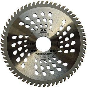 Hoja de sierra circular de calidad, 180 x 32 mm con orificio (anillo reductor de 30 mm, 28 mm, 25 mm, 22 mm y 20 mm) para discos de corte de madera, 180 mm x 32 mm x 60 dientes