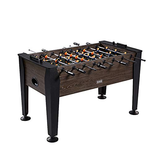 "Rally and Roar Foosball Table Game - 56"" Standard Size Fun, Multi Person Table Soccer Adults, Families - Recreational Foosball Games Game Rooms, Arcades, Bars, Parties, Family Night"