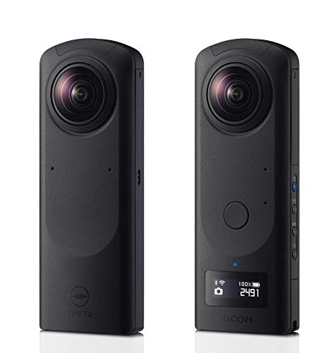 Theta Z1 360 Degree Spherical Camera with Dual 1
