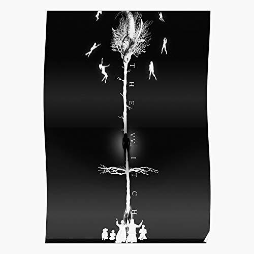 Hardymedicalsupplies Horror Black Philip Vvitch Film Movie A24 The Alternative Witch Home Decor Wandkunst drucken Poster !