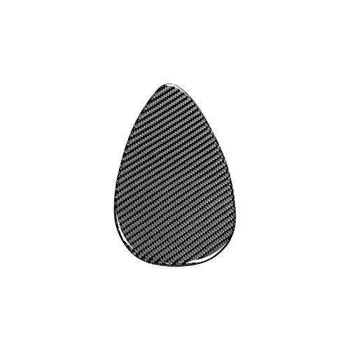 CLEIO Adhesivo decorativo para mini Cooper F54 F55 F56 consola protección calcomanía