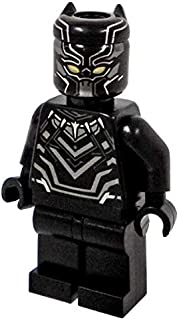 LEGO Marvel Super Heroes Minifigure - Black Panther T'Challa (76047)