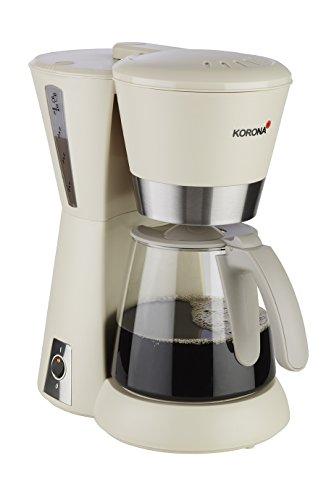 KORONA K10205 10205 Cafetière, 1000 W, 1.25 liters, Gris
