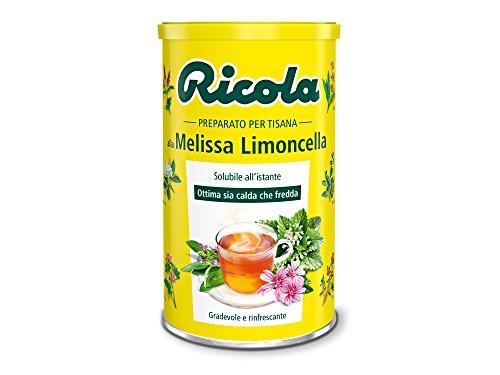Ricola Instant Tee Zitrone und Kräuter 200 g Dose