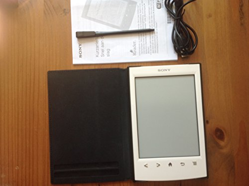 Sony Reader PRS-T2 E-Book 6