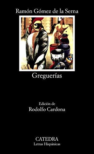 Greguerías (Letras Hispánicas)