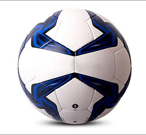 qzpyy Balón de Fútbol Deporte Tamaño 4 7 Balón de fútbol Interior Al Aire Libre Suave Esponja Espuma Pelota de Entrenamiento para Adultos y niños Niños Niñas Niños