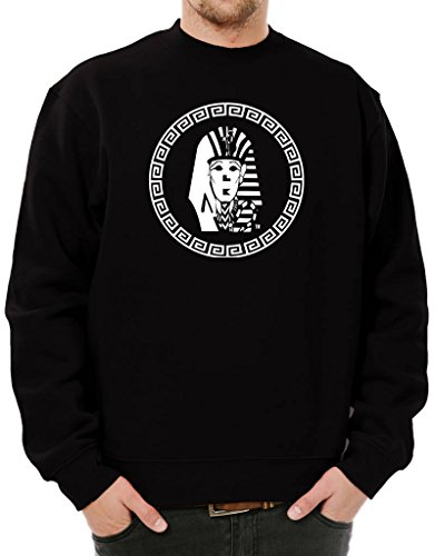 Ulterior Clothing Last Kings Versus Logo Sweatshirt