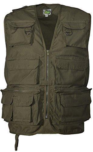 Fishing waistcoat