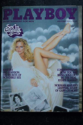 PLAYBOY Us 1979 11 INTERVIEW MASTERS AND JOHNSON MONTHY PYTHON CINEMA SYLVIE GARANT CARNIVAL KNOWLEDGE