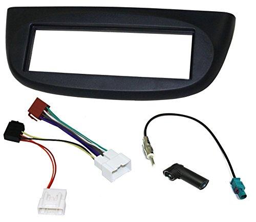 Aerzetix frame voor autoradio, adapter, paneel, set 1 DIN