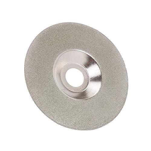 Disco de corte de rueda de molienda de diamante de 125 mm para mármol de jade Ángulo de ángulo de ángulo de cristal Herraminas rotativas herramienta abrasiva