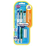 Paper Mate 1799404 Clearpoint Elite 0.7mm Mechanical Pencil Starter Set, 2 Mechanical Pencils