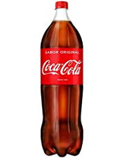 Coca-Cola - Regular, Refresco con gas de cola, 2 l (Pack de 6), Botella de plástico