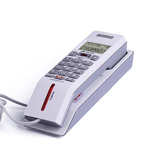 escritorio blanco pequeño de la marca Teléfono