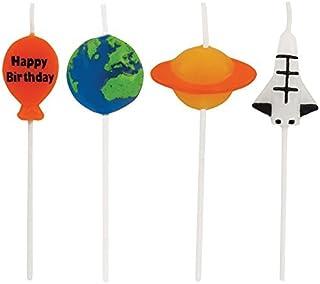 شمعة ريش العزف من كريتيف كونفيرتينج بطول 7.62 سم، متعددة الألوان