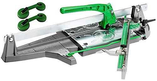 Fliesenschneider Hufa Maximum ST - 750 mm inkl. 2x Doppel-Saugheber