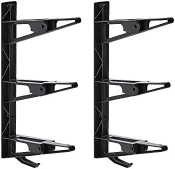 Amazon Basics 3-Layer Multi-Purpose Sports Storage Rack