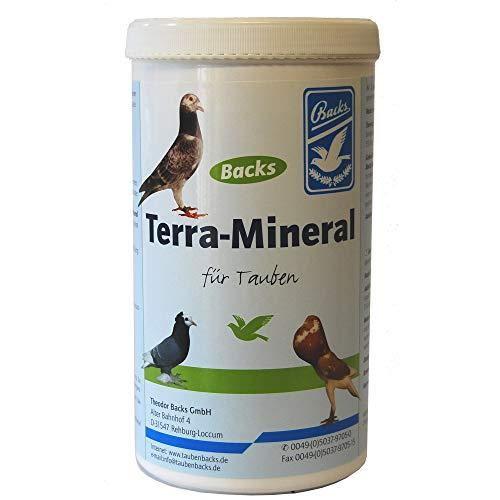 Backs Terra-Mineral, 1 kg